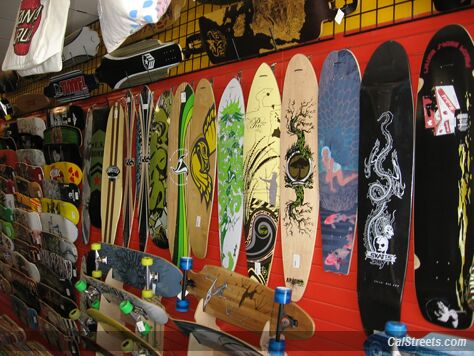 SHOP PROFILE – WOODY'S HALFPIPE