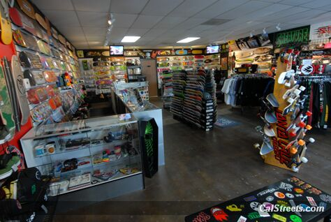 SoCalStreetsSkateShop (SCS) is pleased to announce the opening of their first retail store,