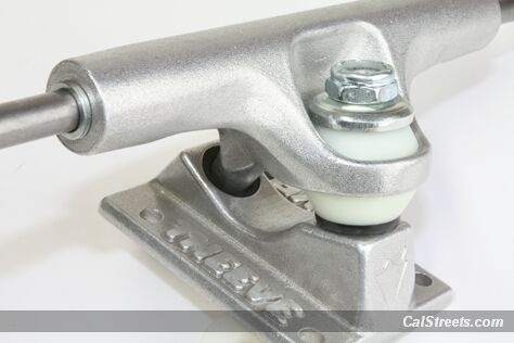 Theeve Trucks: Titanium = lightest and strongest