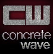 Concrete Wave Magzine Shirts and Stickers at CalSTS