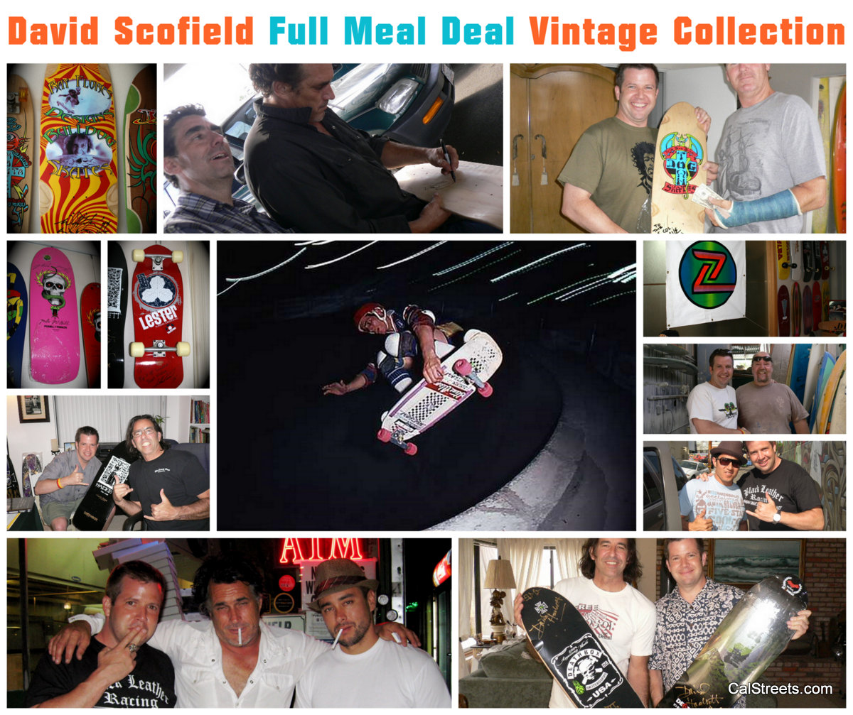 david scofield full collection