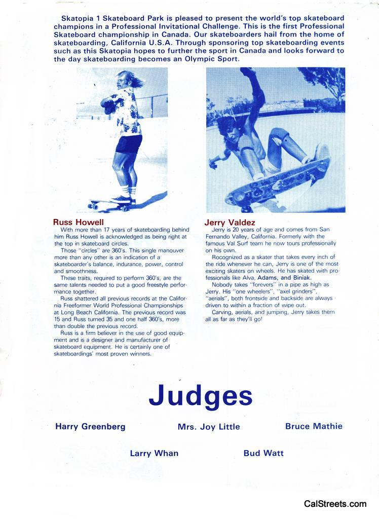 an introduction to the analysis of freestyle skateboarding Representative for further freestyle sports, such as snowboarding, figure skating and windsurfing, the focus of this work is set on the motion analysis in skateboarding motion analysis in skateboarding is mainly interesting for the performance of tricks which are the most relevant actions.